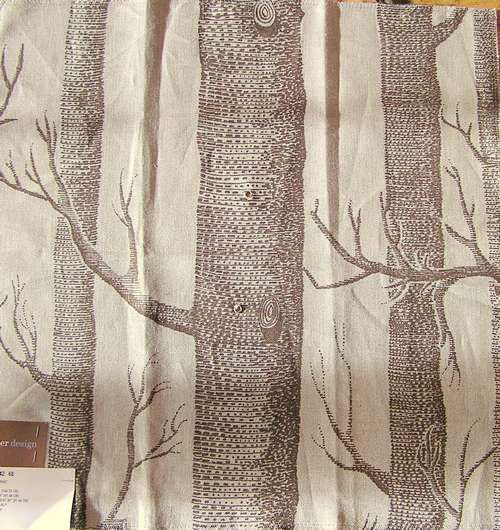 Closet Curtains   I Love The Concept And I Love These Curtains! Trees!  Amazing
