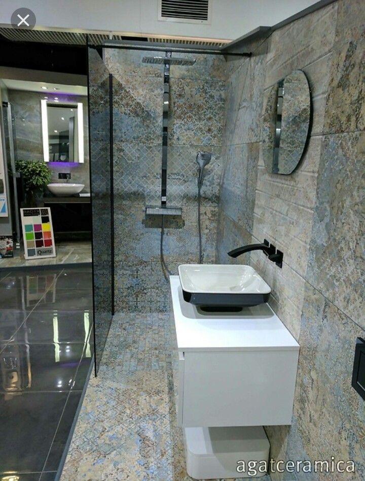 les 21 meilleures images du tableau salles de bains sur. Black Bedroom Furniture Sets. Home Design Ideas