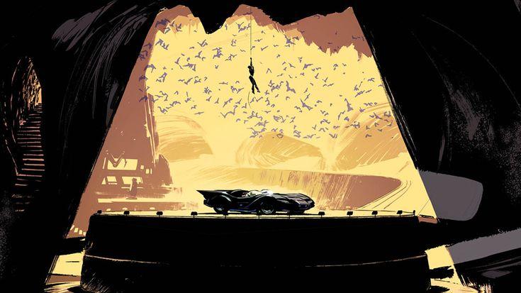 BATMAN'S Tom King Talks Collaboration in Comics