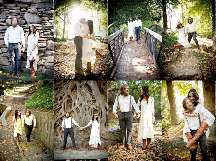 Brie Bella and Daniel Bryan engagement photos. I love how natural their style is. Gorgeous shoot