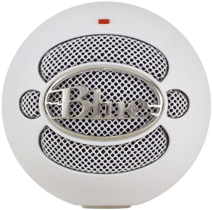 Blue Microphones Snowball - White #WRGamers #Blue Microphones