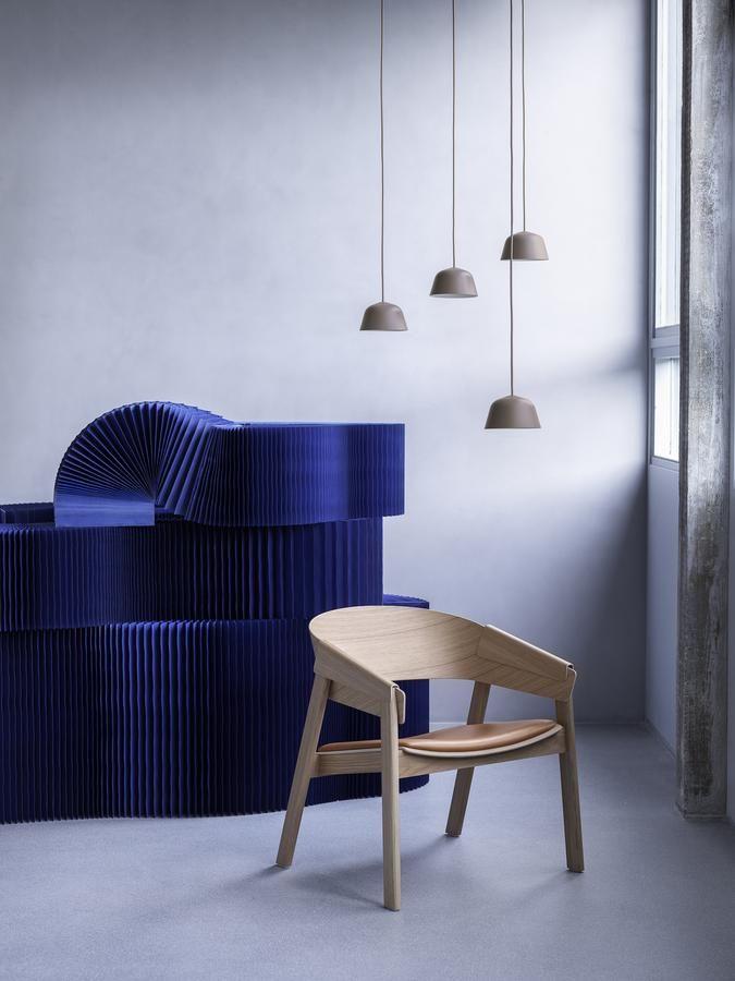 Muuto Cover Lounge Chair Stuhl Design Skandinavisches Design Inneneinrichtung