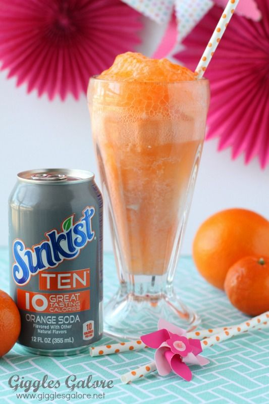 Ice Cream Float Party with #TENways - www.gigglesgalore.net #pmedia #ad