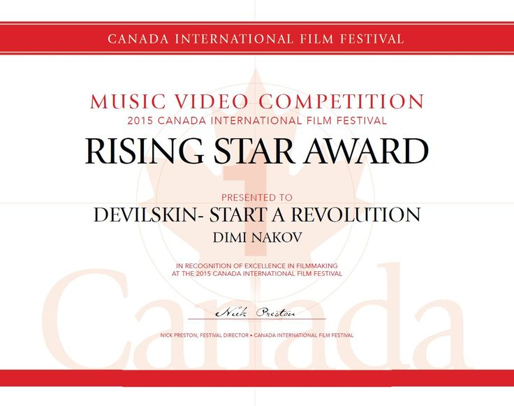 Huge Congrats to the little naughty devils from Devilskin who deserve this Award 110% and to our crew and NZ On Air Music who made this possible.
