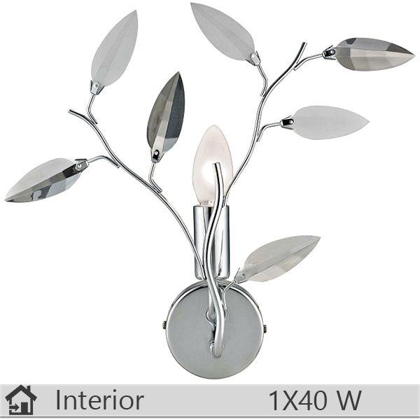 Aplica iluminat decorativ interior Rabalux, gama Lilian, model 2840 http://www.etbm.ro/rabalux