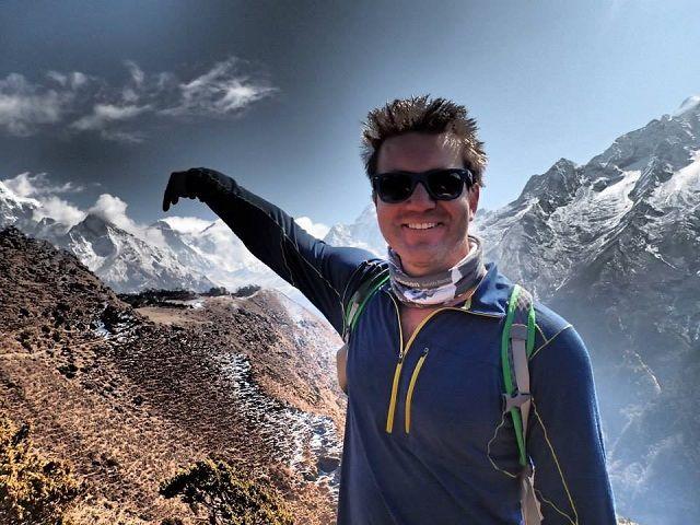 Climbing Mount Everest, Nepal with John Beede | The Travel Tart Blog