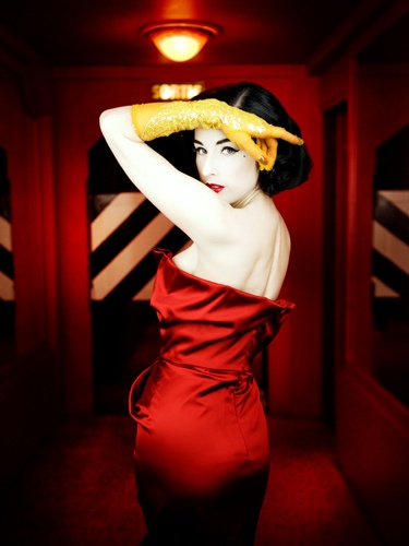 Dita by Thomas Lavelle Photography