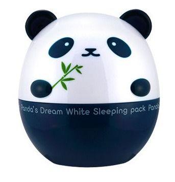 TonyMoly Panda's Dream White Sleeping Pack Rozjaśniająca maseczka na noc 50g