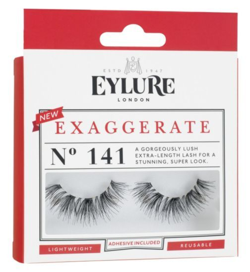 Eylure Exaggerate 141 Lashes - Boots