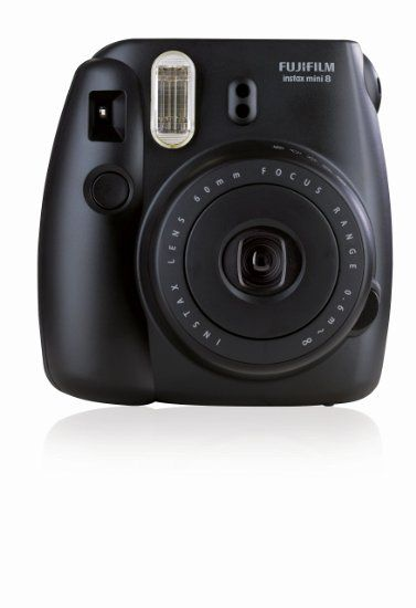 Fujifilm Instax Mini 8 Appareil photo à impression instantanée Noir