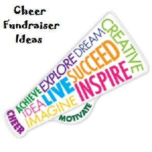 Seven cheer fundraiser ideas for raising funds quickly for your cheerleading squad - Do's and dont's for all types of cheerleading fundraisers to raise more money.