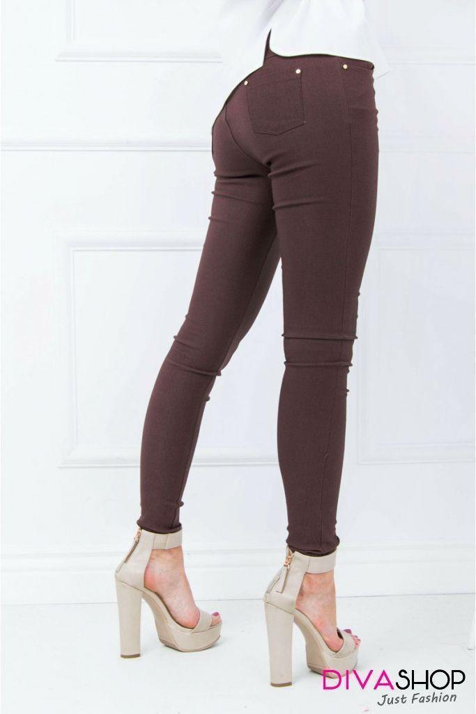 Pantaloni skinny elastici - pantaloni