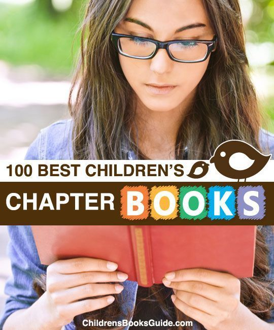 100 Best Children's Chapter Books of All-Time. {Wouldn't it be fun to have a class-wide or school-wide challenge to see if all these books could be read in one year?!}