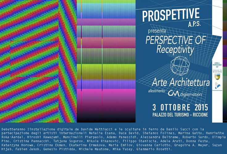 Perspective of receptivity. Group exhibition — Roka-Aardal