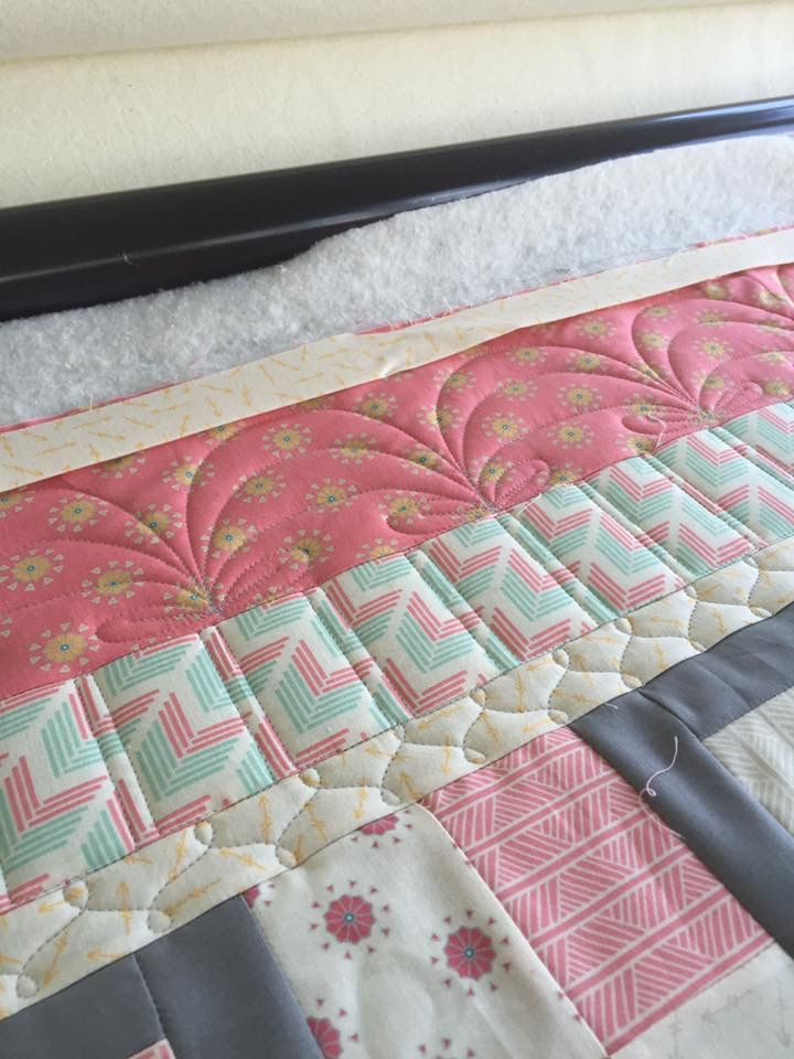 Ideas For Quilting Borders : Best 25+ Quilt border ideas on Pinterest Machine quilting patterns, Machine quilting designs ...