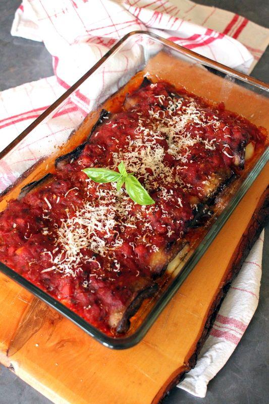 Involtini di Melanzane - Copycat recipe
