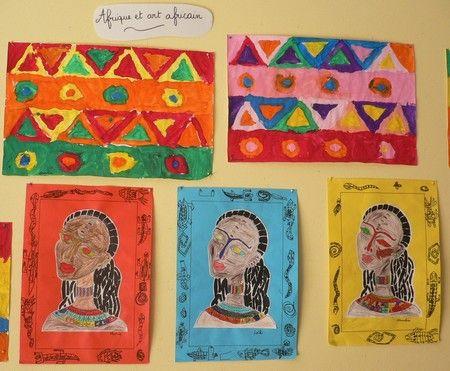 Plus de 1000 id es propos de afrique sur pinterest - Motifs africains maternelle ...