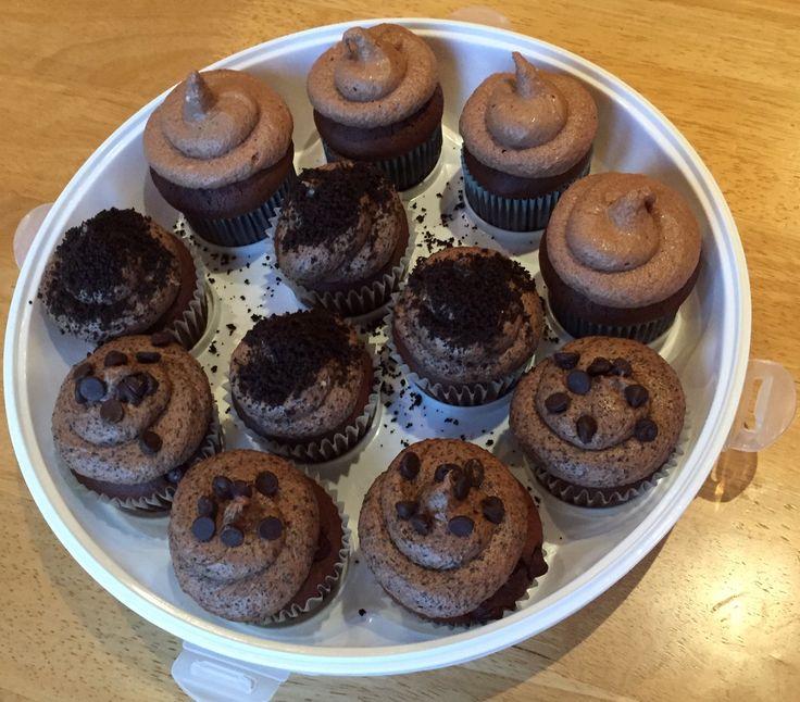 Chocolate 🍫 Cupcakes