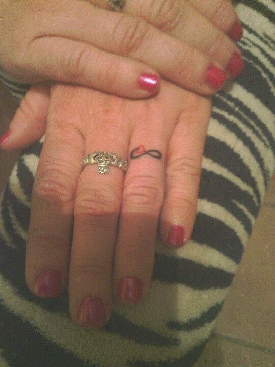 Infinity Wedding Ring Tattoos: Best 25+ Infinity Ring Tattoos Ideas On Pinterest