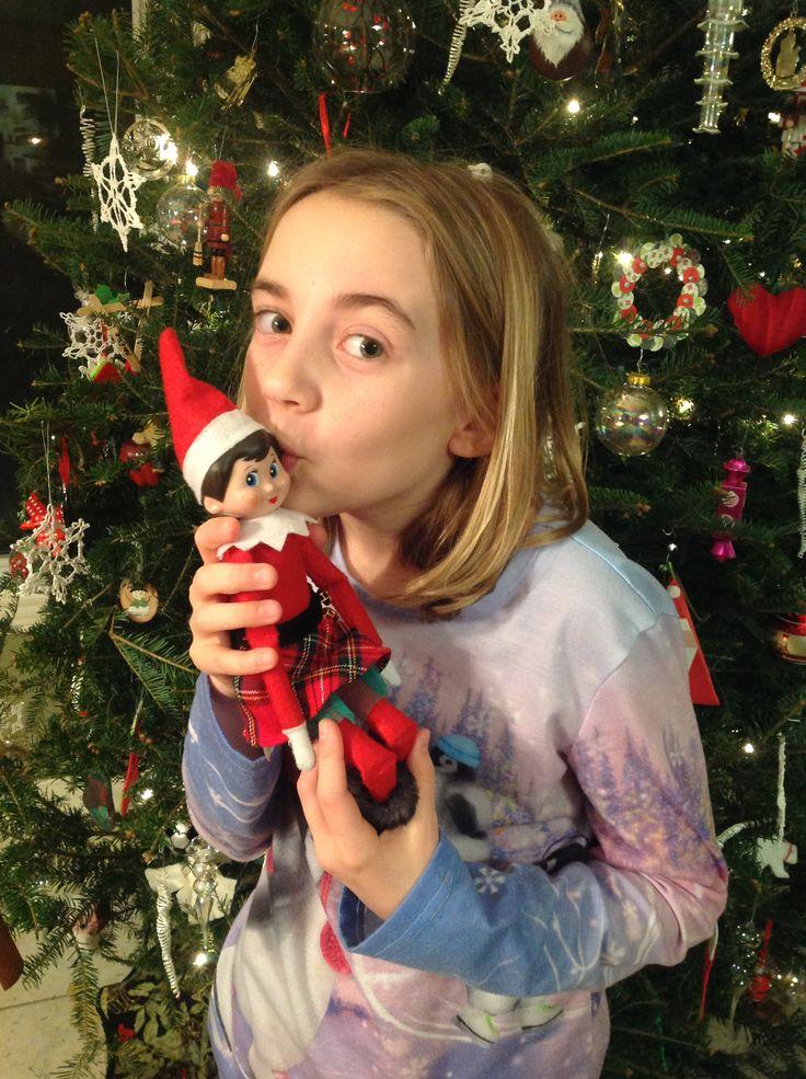 25 décembre: Je t'aime Flocon! Tu vas nous manquer! À l'an prochain!