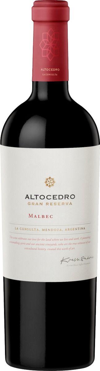 altocedro gran reserva malbec 2012 by karim mussi - vino