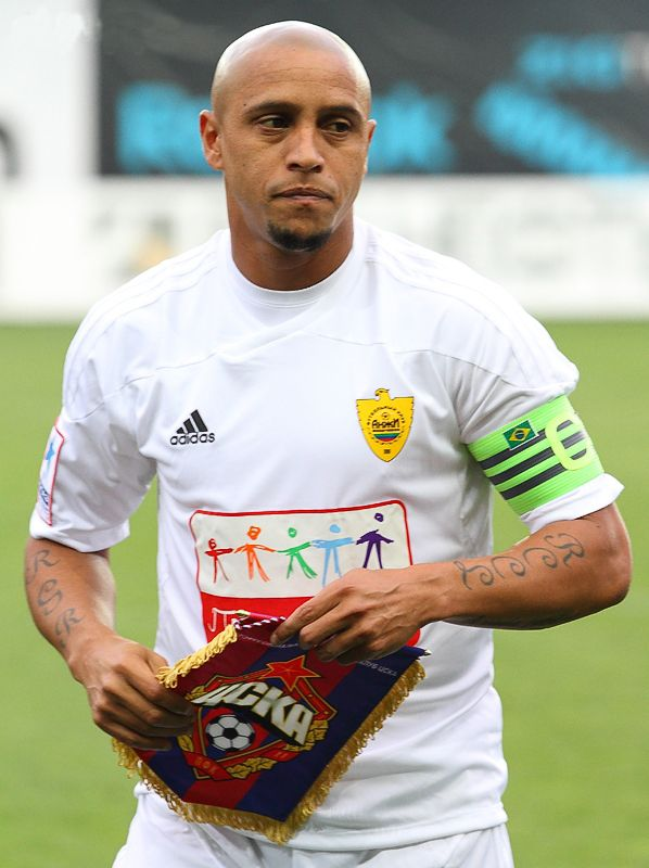 Roberto Carlos Player | Description Roberto Carlos 2011.jpg