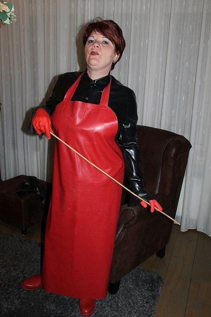 aprons rubber Rubber latex