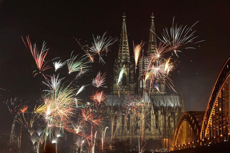 Bienvenida al 2013 | Fotogalería | Actualidad | EL PAÍS | Colonia, Alemania