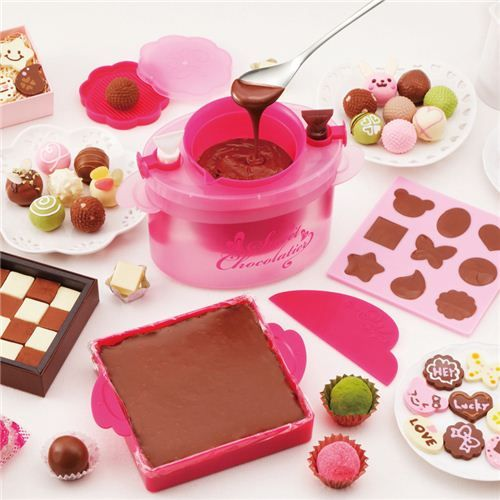 Sweet Chocolatier chocolate & truffles set from Japan