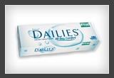 Focus Toric Dailies Contact lenses