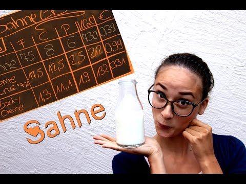 Fesunde Soße - Sahnesoße selber machen - Alternative - Creme zum abnehmen - Sahneersatz - YouTube