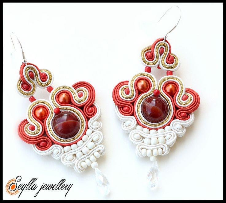 Sutasz soutache Seylla jewellery