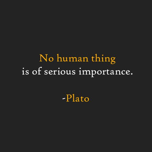 It's always a question of perspective. #plato #archetypalbranding