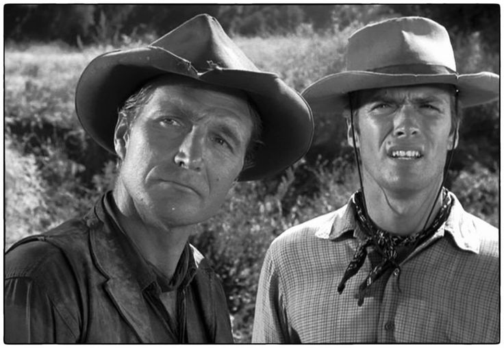 Image result for rawhide eric fleming