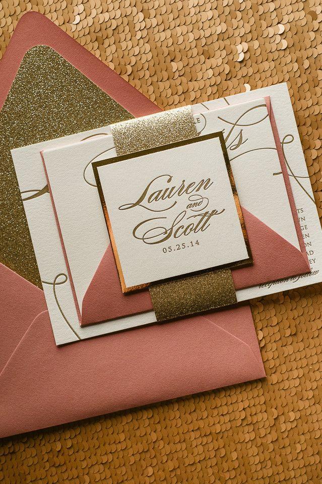 pink and gold wedding invitation kits%0A San Jose International Airport Parking Map