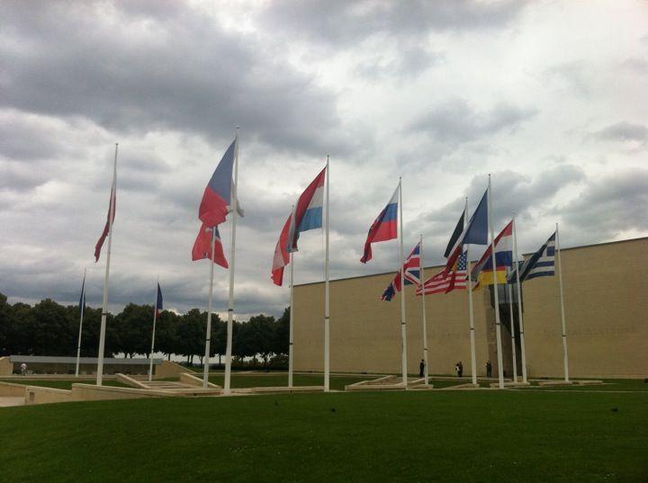 d-day memorial southampton