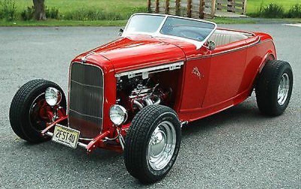 Ford : Other Hi-boy Roadster 1932 Ford Hi-boy Roadster - http://www.legendaryfind.com/carsforsale/ford-other-hi-boy-roadster-1932-ford-hi-boy-roadster/