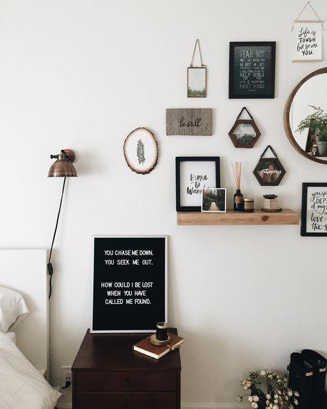 Esthetische interieurs met quotes als decoratie - Roomed