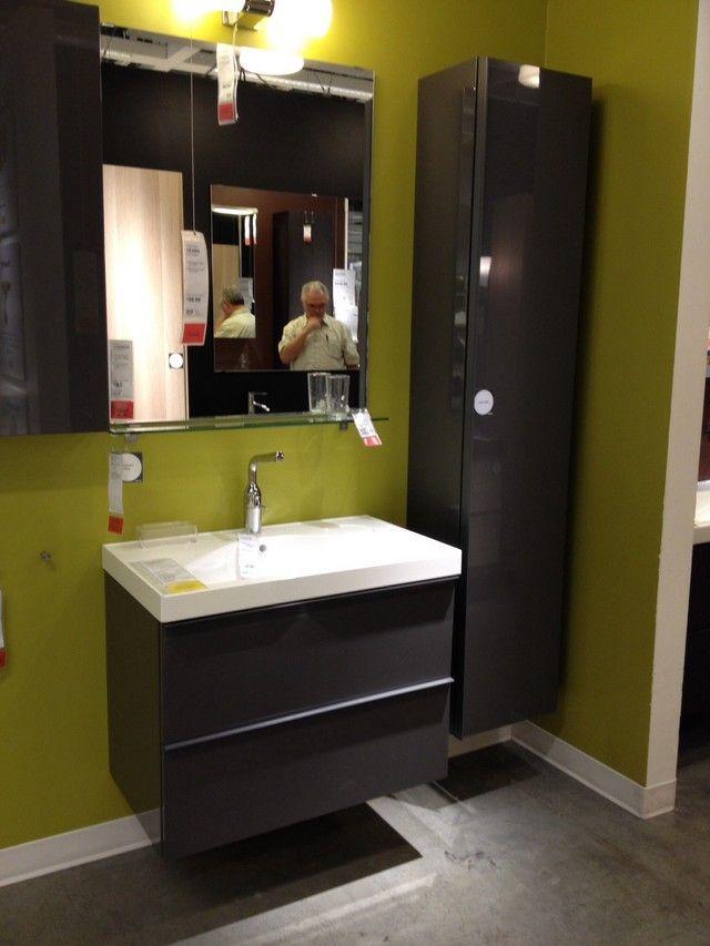 Office Bathroom Decor Ideas: Ikea Godmorgon Series