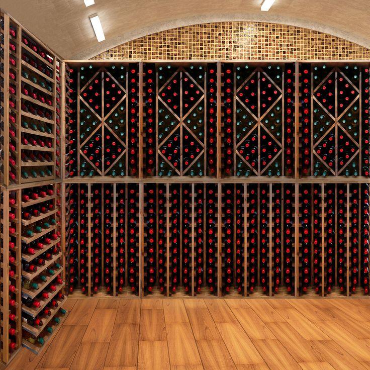 Weinregal PROVINALIA aus Holz - ein modulares System mit Charme. http://www.weinregal-profi.de/weinregale/flaschenregale-holz/weinregal-provinalia.html