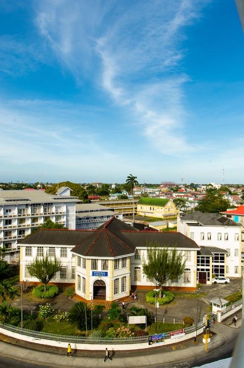 National Library - Georgetown, Guyana