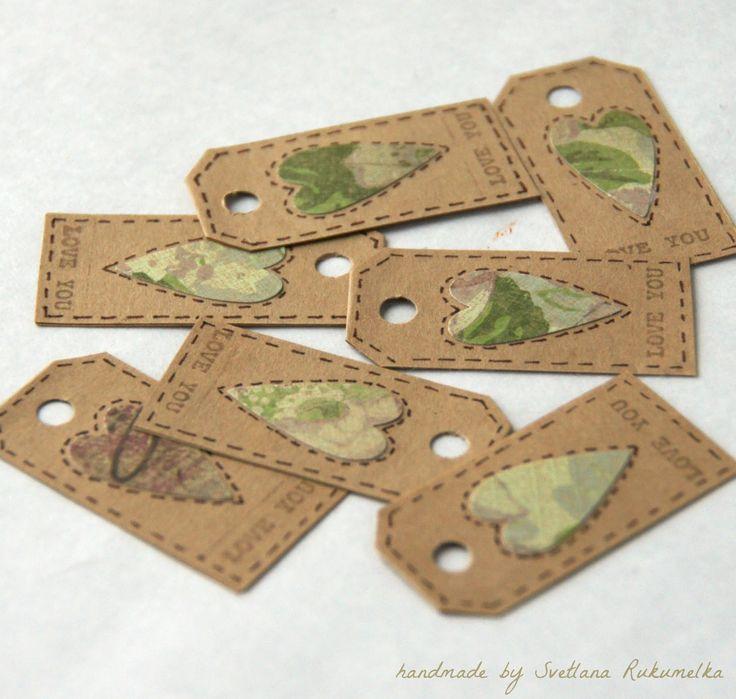 tags for DIY tea