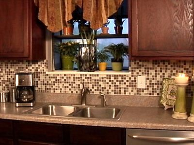 Installing Kitchen Wall Tile Backsplash