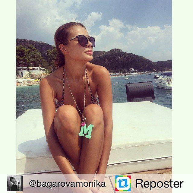 Aj prekrásna Monika Bagárová je súčasťou našej KUKU family ďakujeme MintⓂ #ilovekuku #monikabagarova  www.ilovekuku.com