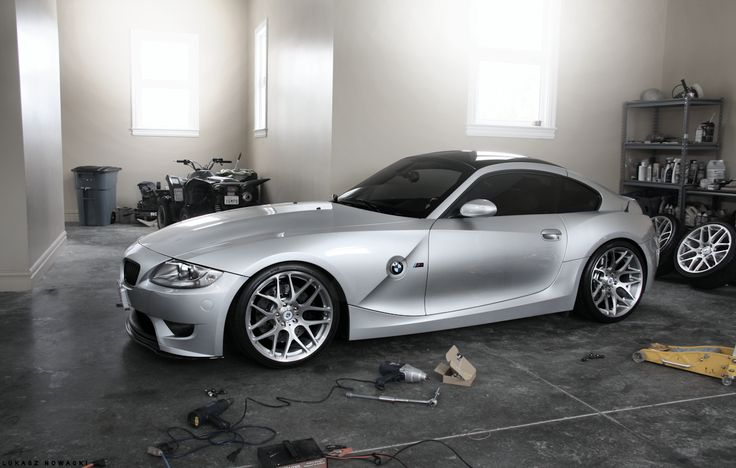 My Garage Kept One - BMW Z4M [E85] Coupe with continues projects of modification.