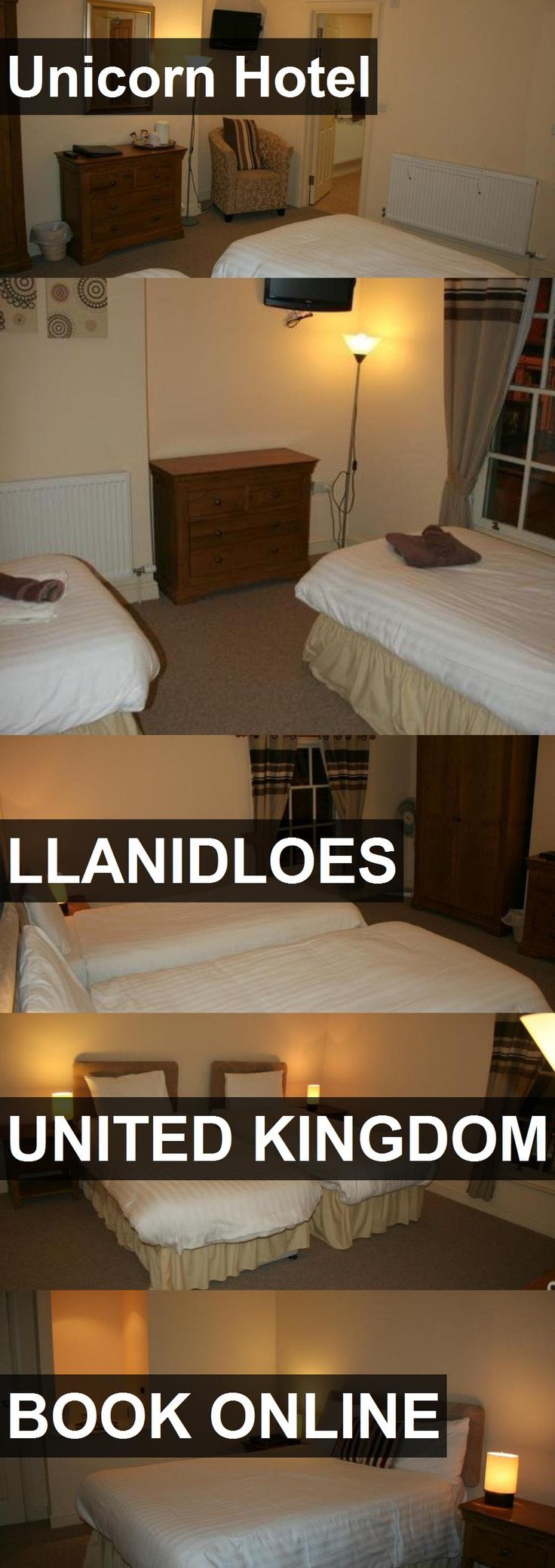 Unicorn Hotel in Llanidloes, United Kingdom. For more information, photos, reviews and best prices please follow the link. #UnitedKingdom #Llanidloes #travel #vacation #hotel