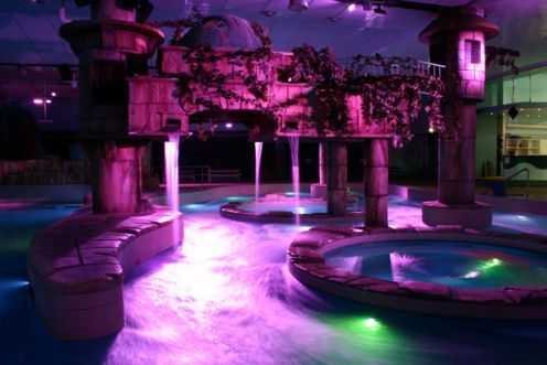 17 best images about swimming pool lighting on pinterest - Led swimming pool lights inground ...
