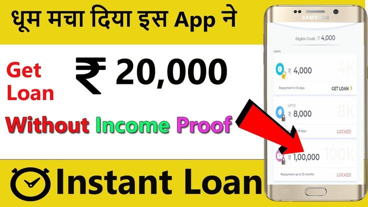 How to get instant personal loan online without bank