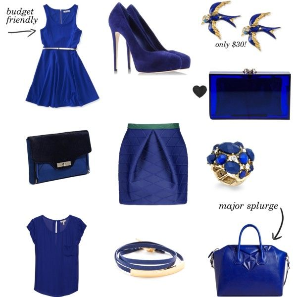 Dazzling Blue | Pantone 2014 color
