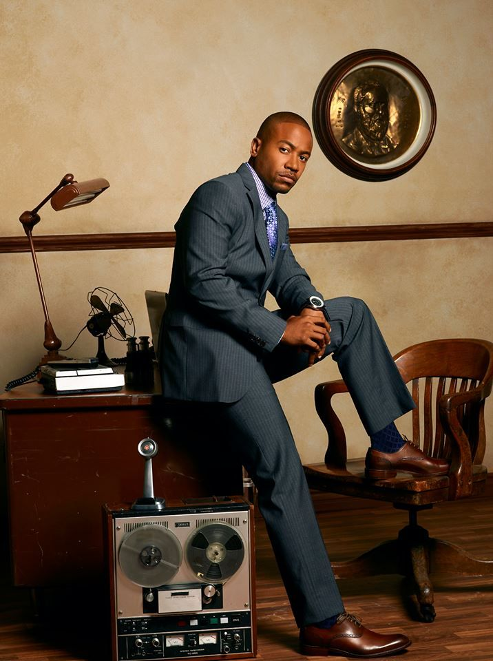Columbus Short,  Love him in Scandal, so hot!